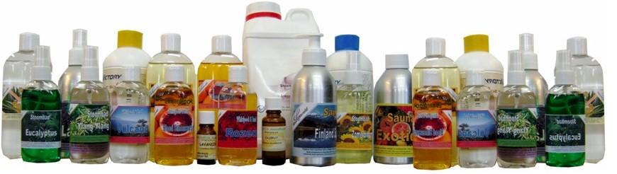 Geurstoffen En Aromas Voor Bad Reiniging Voor Upfallshower